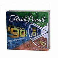 trivial pursuit i favolosi anni 90 gioco da tavolo