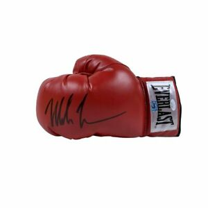 Mike Tyson Autograph Signed Glove - Boxing Legend (JSA COA)
