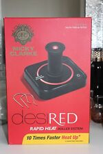 Nicky Clarke Desired Heated Hot Hair Rollers curler styler NHS013 brand new