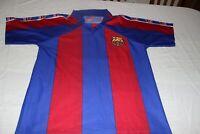 "Camiseta Futbol KAPPA Rogers FC BARCELONA 9 Ronaldo Nazario ""S grande-M"" 50x66cm"