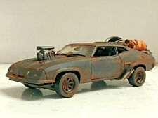 "MAD MAX ""Fury Road"" Custom BUILT 1973 FORD FALCON XB LAST OF THE V8 1/24 scale"