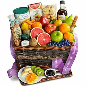 Golden State Fruit Mothers Brunch Basket