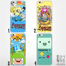 ADVENTURE TIME JAKE FINN BMO UV CASE COVER FOR IPHONE 4/4S 5/5S/SE 6/6S PLUS 7