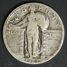 1927 Circulated Standing Liberty Quarter