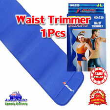 Waist Trimmer Protection Brace Back Pain Support Sports Gym Belt Body Slimming