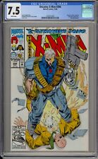 UNCANNY X-MEN #294 - CGC 7.5 - X-CUTIONERS SONG - DIRECT EDITION - 2103721003