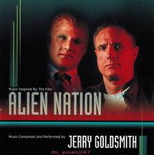 Alien Nation - Rejected Soundtrack [1988/2005] | Jerry Goldsmith | Varese CD
