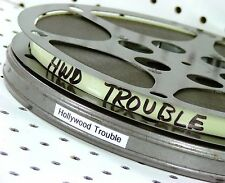 16mm Film: Hollywood Trouble 1934 Townley 18m 55s B/W sound VIDEO EVAL