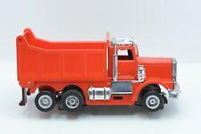 "Original TYCO-US-1 Solid Red ""DUMP TRUCK"" HO Slot Car"