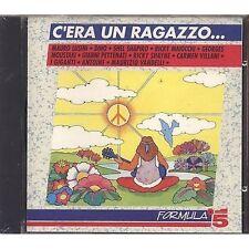MAURO LUSINI DINO SHEL SHAPIRO RICKY MAIOCCHI CARMEN VILLANI I GIGANTI CD 1991