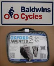 Oxford AQUATEX Impermeabile DOUBLE 2 bici scooter antipioggia-cc101