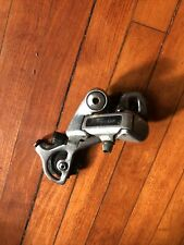 Vintage Shimano Deore DX 7 Speed Rear Derailleur RD-M650 Long Cage  *For Parts*