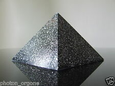 Large 12x9 Deadly Orgone IPhone Cell Phone Radiation EMF Shield Shungite Pyramid