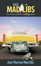 Just Married Mad Libs by Reisner, Molly -Paperback