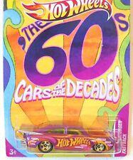2010 Hot Wheels CARS OF DECADES 60s #14/32 ∞ '65 VOLKSWAGEN FASTBACK ∞ W PURPLE