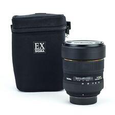 Sigma 12-24mm F/4.5-5.6 DG HSM Lens for Nikon Very Good