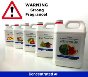 Air Freshener & Odour Eliminator 5L Concentrated.  Makes up to 50L - Sprayable