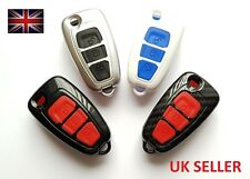 FITS FORD FIESTA FOCUS TITANIUM TRANSIT REMOTE FLIP KEY FOB COVER CASE SHELL 4