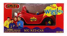 "The Wiggles SMITI 3"" Mini Figure Vehicle: Big Red Car"