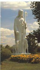 TROY MICHIGAN-THE GARDEN OF THE GOOD SHEPHERD WHITE CHAPEL CEMETERY-(CM-196*)