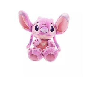 Disney Parks Stitch Pink Angel Big Feet 10 inch Plush Doll NEW