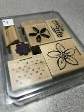 Delight in Life Stampin' Up! Wood Mount Stamp Set