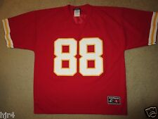 Tony Gonzalez #88 Kansas City Chiefs NFL Jersey LG L Rookie
