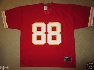 Tony Gonzalez #88 Kansas City Chiefs NFL Jersey LG L Rookie