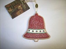 """""""Traditional Christmas Cookie Ornament"""" (Bell) by Bethany Lowe Designs"""