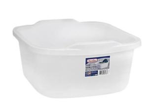 STERILITE Dish Pan tub 12 Quart White BRAND NEW Free shipping