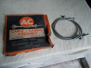 NOS AC Speedometer Cable/Casing CC-2 Never Installed Vintage 1934-42 GMC Truck