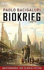 Biokrieg: Meisterwerke der Science Fiction - Roman von B...   Buch   Zustand gut