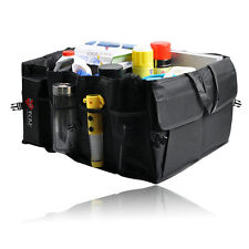 Foldable Car Boot Organiser for Shopping Groceries Tools Picnic Storage Travel