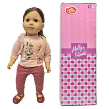 """63cm 25"""" Evie Toddler Doll Brunette Hair with Box Chad Valley Molly And Friends"""