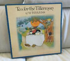 CAT STEVENS. TEA FOR THE TILLERMAN. 33 TRS MADE IN FRANCE.