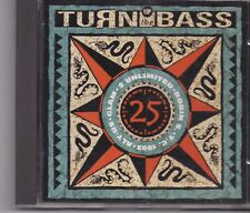 Turn Up The Bass-25 cd album