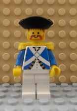 LEGO Imperial Soldier Officer Mini Figure Pirate Set Vintage 1990's Rare