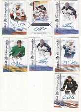 15 16 sp authentic global chirography auto jiri hudler
