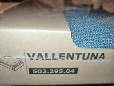Ikea VALLENTUNA Bezug Sitzelement mit Bett Hillared dunkelgrau 104.998 19 neu
