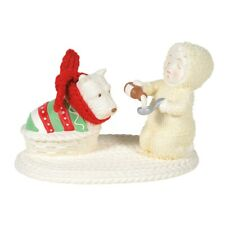 Snowbabies 6005806 Take Your Medicine Figurine