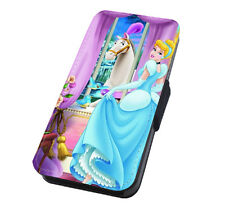 Disney Cinderella Flip Phone Case Cover for iPhone and Samsung