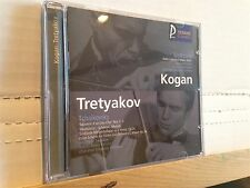 CD - BEETHOVEN/TCHAIKOVSKY Violin KOGAN/TRETYAKOV (CT 10050) SEALED MINT