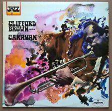 LP Clifford Brown - Caravan France 1962 Mercury ‎– 134.598 MCY Nm Jazz Hard Bop