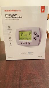 Honeywell RTH6580WF Wi-Fi 7-Day Programmable Thermostat White New 98.99