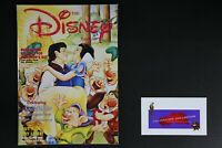 💎THE DISNEY CATALOG COLLECTIBLES SNOW WHITE AND THE SEVEN DWARFS ANNIVERSARY💎