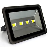 200W COB LED Flood Light Outdoor Spotlight Lamp Garden Yard 120V 220V Cold White