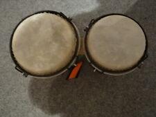 Bongo Bongos Club Percussion Trommel Congas Schlagzeug Neu! mit Schlüssel
