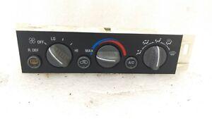 Chevy Suburban manual climate control AC HEAT defrost 96-99 Tahoe Yukon Escalade