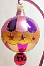 CHRISTOPHER RADKO 1996 CARNIVAL STAR VINTAGE ORNAMENT