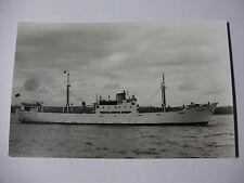 E339 - PONZANO - Merchant Ship PHOTO